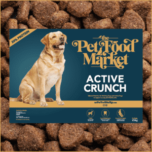 Great Value Complete Dry Dog Food Crunchy for active dogs