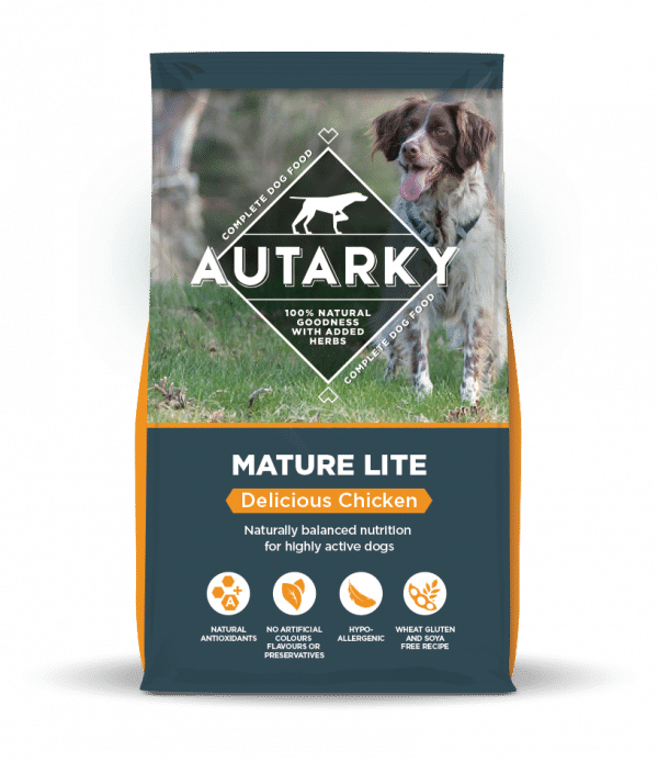 Hypoallergenic and grain free dog food for older dogs