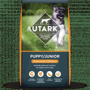 Autarky Puppy Junior Dog Food Chicken