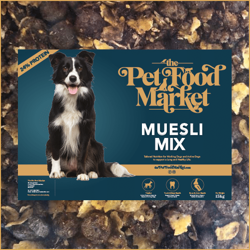 Muesli Mix Dry Dog Food