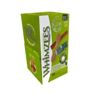 Whimzees Variety Box Healthy Dog Chew for Small Dogs