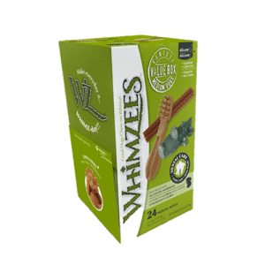 Whimzees Variety Box Healthy Dog Chew for Medium Dogs
