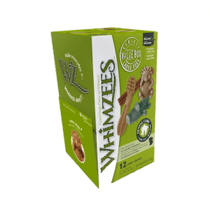 Whimzees Variety Box Healthy Dog Chew for Large Dogs