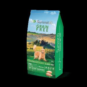 Grain Free Premium Dog Food
