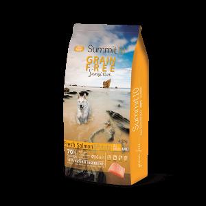 Summit 10 Premium Fresh Salmon and Potato Grain Free Dog Food
