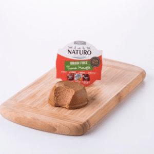 Naturo Adult Cat Grain Free Tuna Mousse
