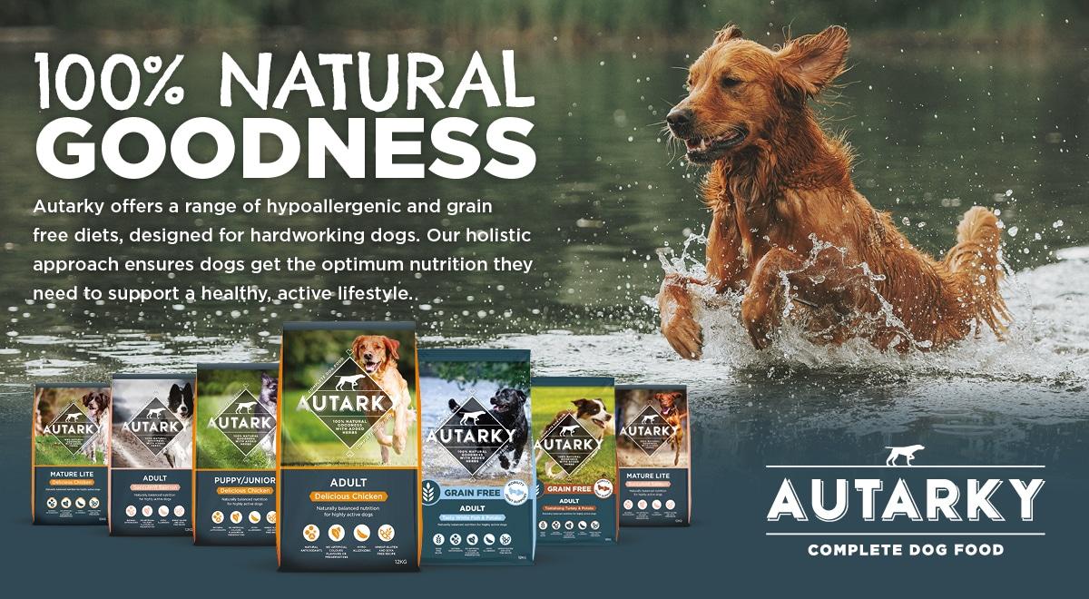 Autarky Gain Free Dog Food