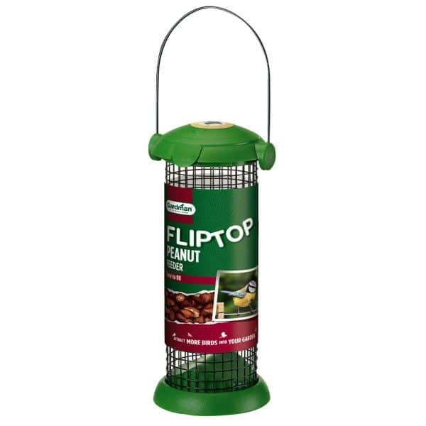 Flip Top Peanut Bird Feeder