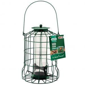 Squirrel Proof Seed Wild Bird Feeder