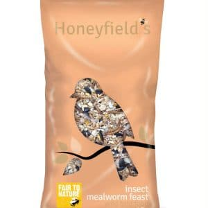 Honeyfield Wild Bird Insect Mealworm Food 1.6kg