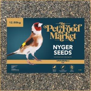 Nyger Seed Wild Bird Food 12.55kg