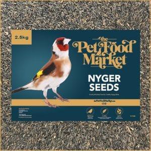 Nyger Seed Wild Bird Food 2.5kg