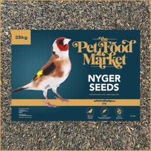 Nyger Seed Wild Bird Food 25kg