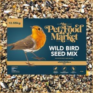 Wild Bird Seed Mix 12.55kg