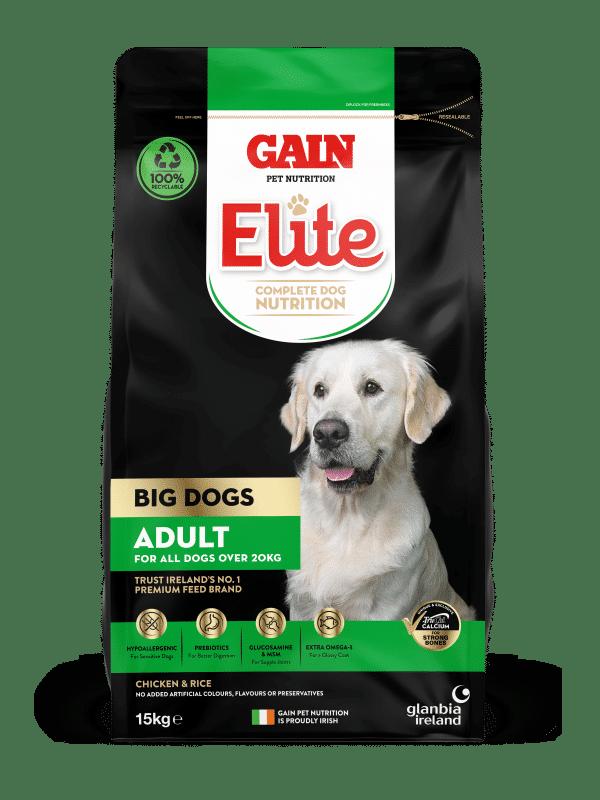 Big Dog Adult Premium Dog Food