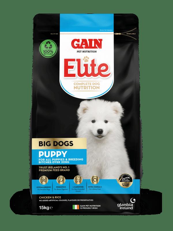 Big Dog Puppy Premium Dog Food