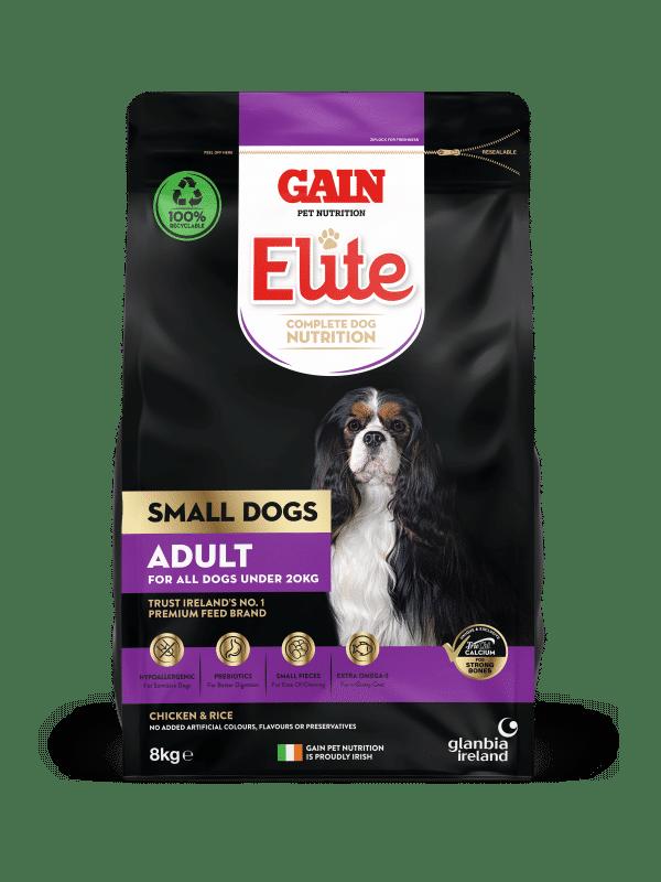 Small Dog Adult Premium Dog Food