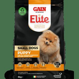Small Dog Puppy Premium Dog Food