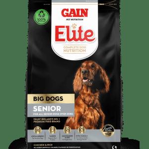 Big Dog Senior Premium Dog Food